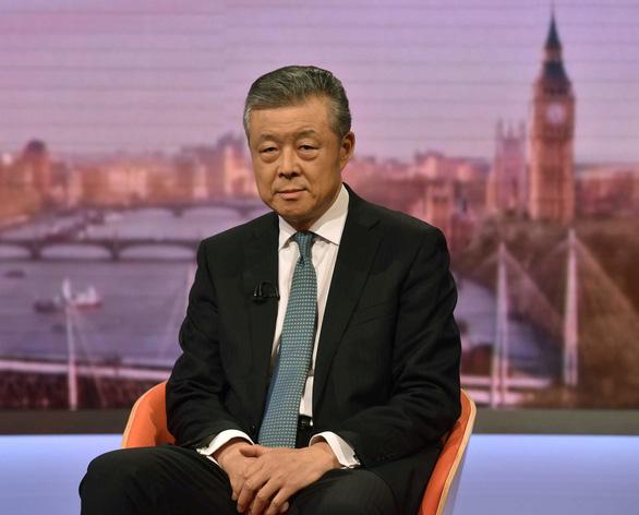 Đại sứ Trung Quốc gọi việc Anh cấm Huawei là quyết định sai lầm - Ảnh 1.