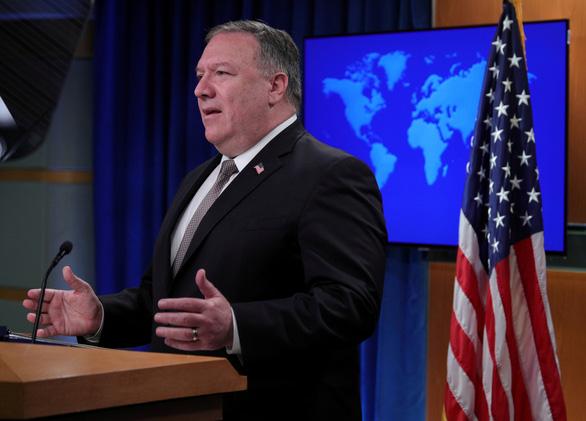 Mỹ sẽ ủng hộ những nước bị Trung Quốc vi phạm chủ quyền ở Biển Đông - Ảnh 1.