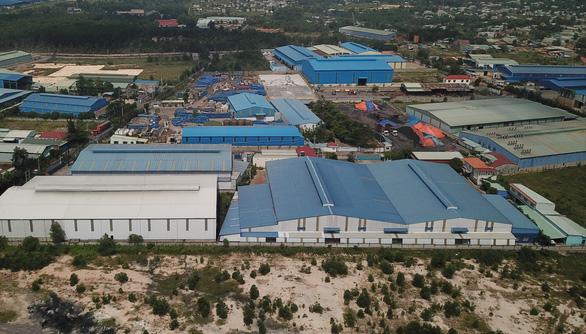 Nhiều tổ chức, cá nhân dính vi phạm vụ xẻ thịt cụm công nghiệp ở Đồng Nai - Ảnh 1.