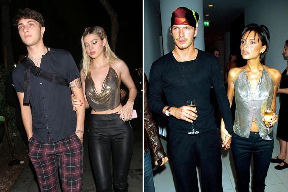 Con dâu nhà Beckham ăn mặc giống hệt mẹ chồng để ghi điểm? - Ảnh 4.