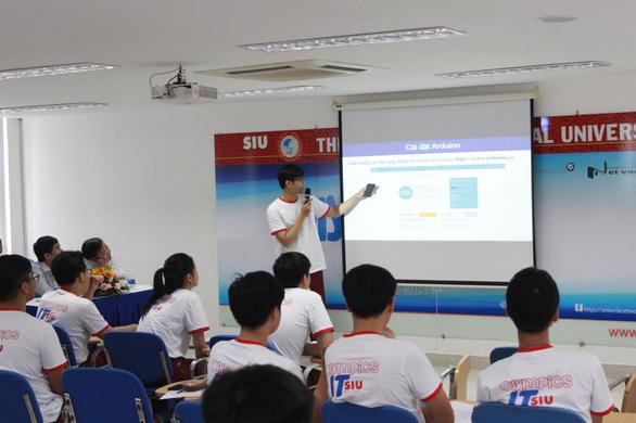 Học bổng tài năng công nghệ thông tin SIU chính thức tìm kiếm ứng viên - Ảnh 1.