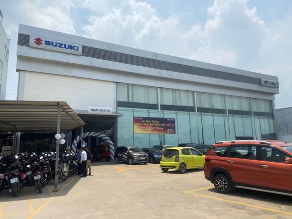 Khai trương đại lý Suzuki Việt Long tại TP.HCM - Ảnh 1.