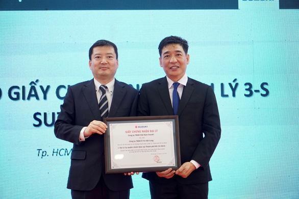 Khai trương đại lý Suzuki Việt Long tại TP.HCM - Ảnh 2.