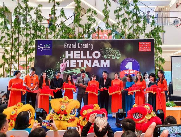 Ngày hội trải nghiệm thương hiệu giáo dục Mỹ tại Việt Nam