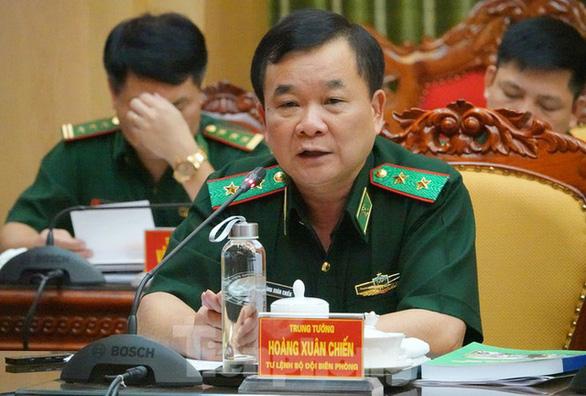 Bộ Quốc phòng có 3 thứ trưởng mới - Ảnh 3.