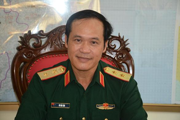 Bộ Quốc phòng có 3 thứ trưởng mới - Ảnh 1.
