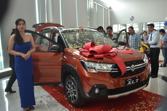 Khai trương đại lý Suzuki Việt Long tại TP.HCM - Ảnh 3.