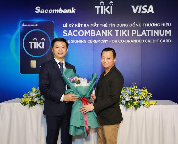 Thẻ tín dụng Sacombank Tiki Platinum - giải pháp mua sắm thông minh - Ảnh 4.