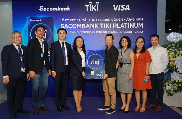 Thẻ tín dụng Sacombank Tiki Platinum - giải pháp mua sắm thông minh - Ảnh 5.