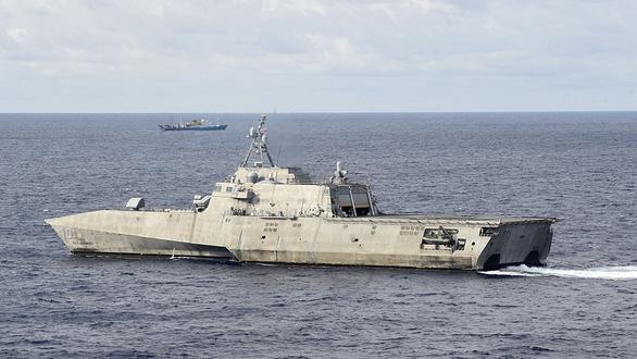 Mỹ bác bỏ yêu sách của Trung Quốc ở Biển Đông: Cục diện có lợi cho Việt Nam, ASEAN - Ảnh 4.