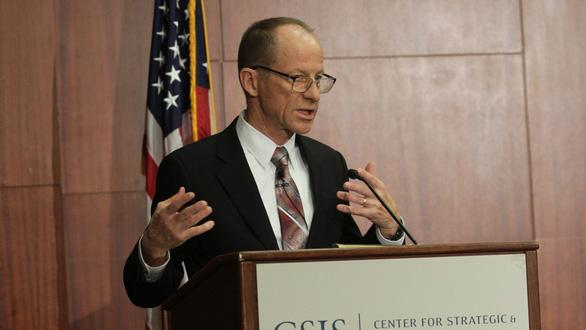 Mỹ nói Trung Quốc như xã hội đen ở Biển Đông mà vẫn kiếm ghế ở tòa luật biển quốc tế - Ảnh 1.