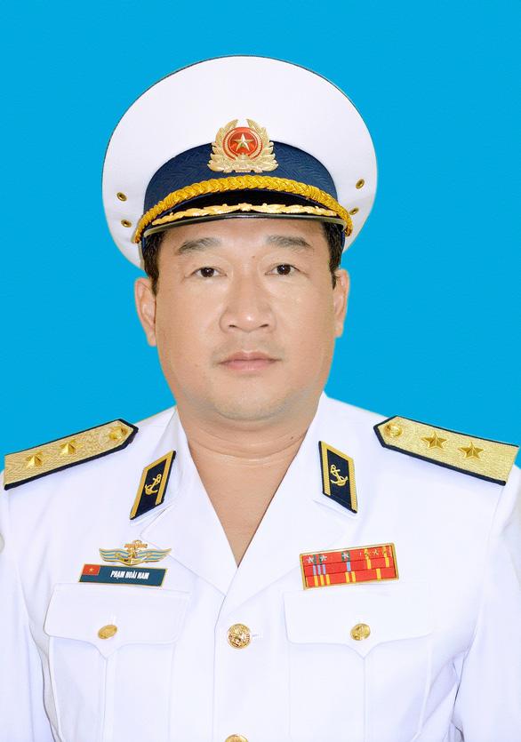 Bộ Quốc phòng có 3 thứ trưởng mới - Ảnh 2.
