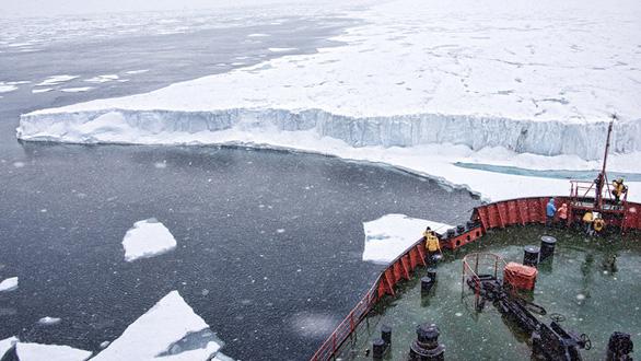 Dân Nga sẽ được cấp miễn phí cả hecta đất ở... Bắc Cực - Ảnh 1.