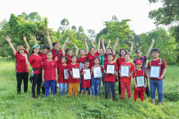 Giáo dục trẻ yêu thiên nhiên qua hoạt động trồng cây gây rừng - Ảnh 3.