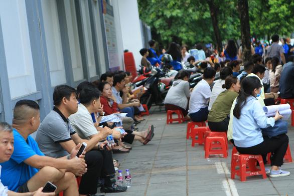 Thi vào lớp 10 Hà Nội: Có thể dùng thẻ căn cước công dân thay phiếu báo thi - Ảnh 5.