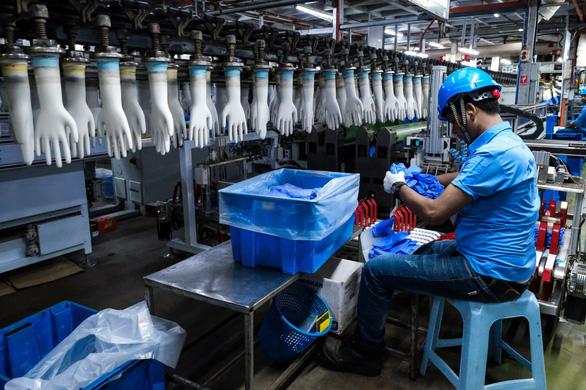 Malaysia thu hơn 5 tỷ USD từ xuất khẩu găng tay cao su - Ảnh 1.