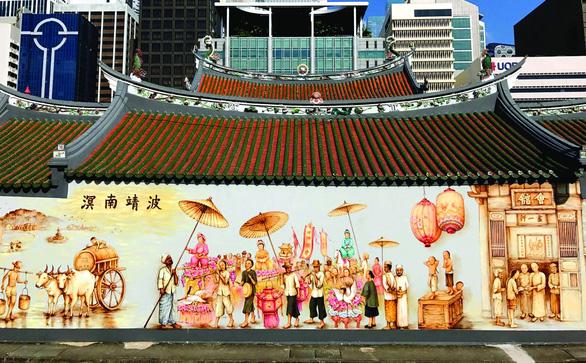 Singapore và Hong Kong: Hai số phận - Ảnh 1.
