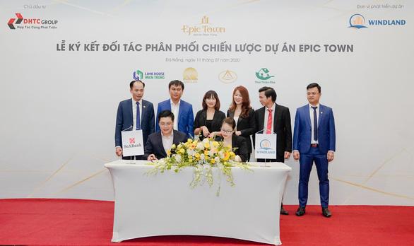 Ký kết phân phối dự án khu dân cư số 1, đô thị Điện Thắng - Epic Town - Ảnh 2.