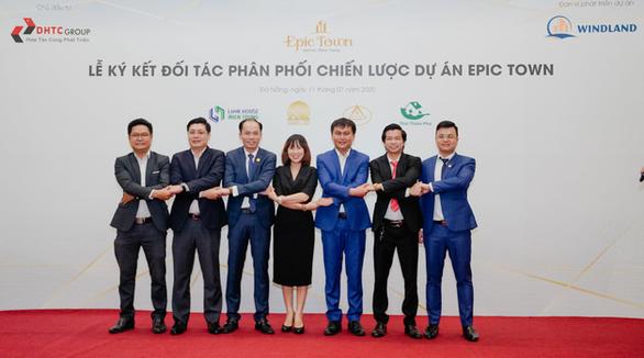 Ký kết phân phối dự án khu dân cư số 1, đô thị Điện Thắng - Epic Town - Ảnh 1.