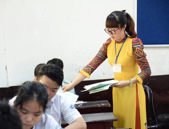 Dự kiến ngày 27-7, TP.HCM công bố kết quả thi vào lớp 10 - Ảnh 1.