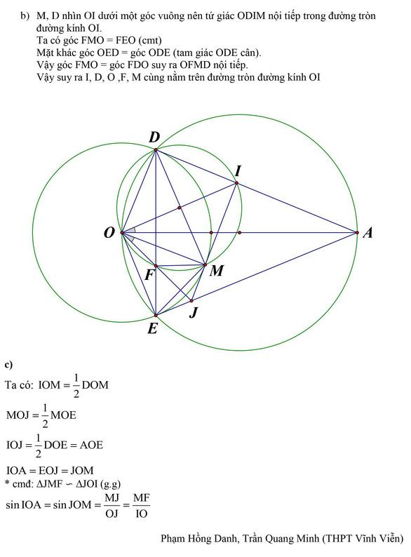 Bài giải gợi ý môn toán thi lớp 10 TP.HCM - Ảnh 4.