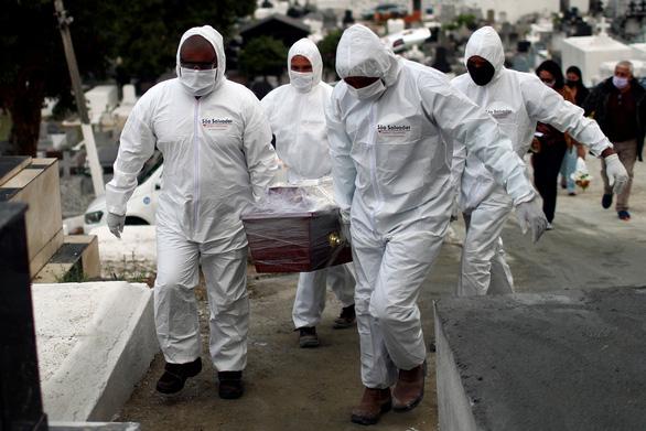 Dịch COVID-19 ngày 17-7: Mỗi ngày 40.000 ca, chỉ 1 tháng, Brazil đã 1 triệu ca nhiễm mới - Ảnh 2.