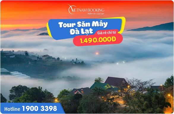Có một vẻ đẹp huyền ảo ở những xứ sở sương mù Việt Nam - Ảnh 1.
