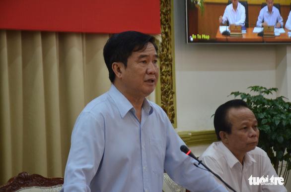 Giám đốc Sở Tư pháp TP.HCM kiến nghị không cắt giảm biên chế - Ảnh 1.
