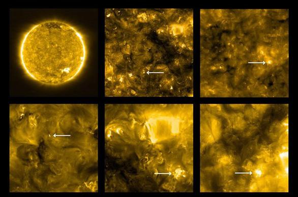 Chụp được ảnh cận cảnh Mặt trời - Ảnh 1.