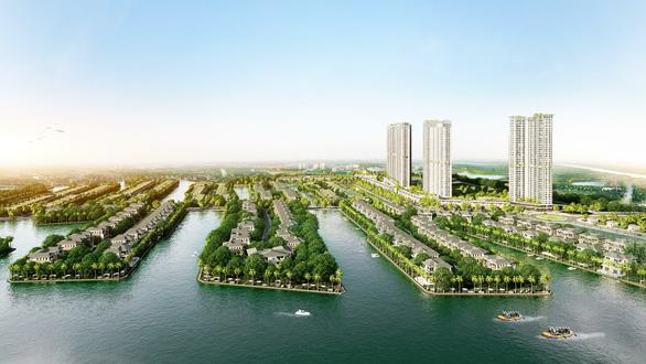 Ecopark, đô thị nghỉ dưỡng giữa lòng Hà Nội - Ảnh 2.