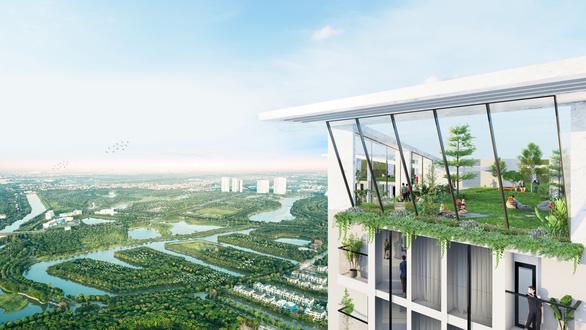 Ecopark, đô thị nghỉ dưỡng giữa lòng Hà Nội - Ảnh 10.