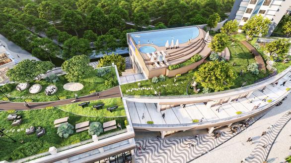 Ecopark, đô thị nghỉ dưỡng giữa lòng Hà Nội - Ảnh 4.