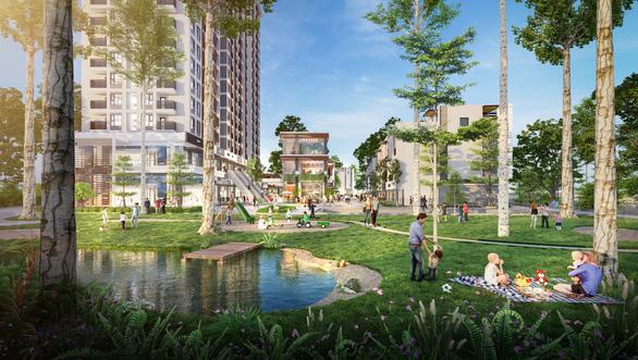Ecopark, đô thị nghỉ dưỡng giữa lòng Hà Nội - Ảnh 9.