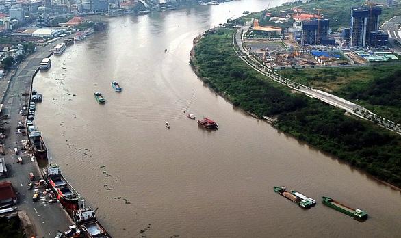 TP.HCM đẩy mạnh phát triển giao thông thủy năm 2021 - 2025 - Ảnh 1.