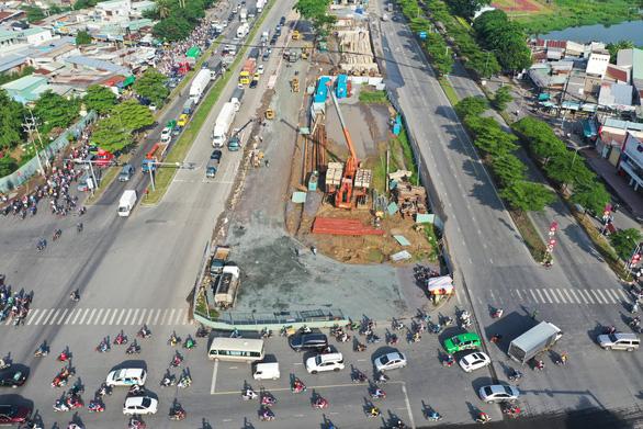 Khu Nam Sài Gòn phát triển đột phá nhờ cú hích hạ tầng - Ảnh 2.
