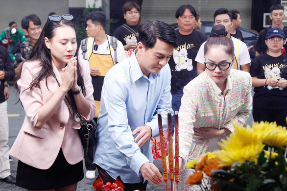 Nghệ sĩ Thanh Nam: Từ chủ tiệm bánh Bố là tất cả đến người bán Bánh mì ông Màu - Ảnh 4.