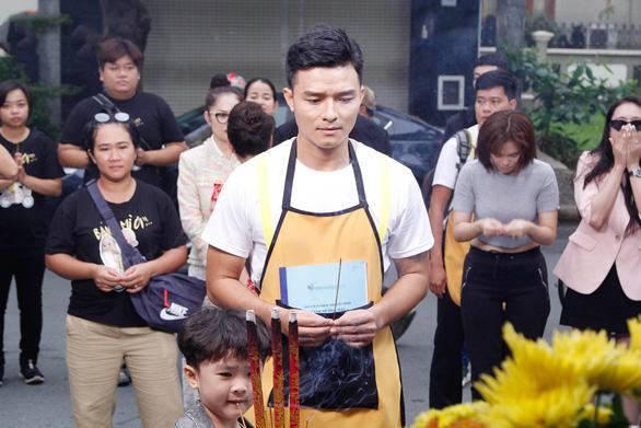Nghệ sĩ Thanh Nam: Từ chủ tiệm bánh Bố là tất cả đến người bán Bánh mì ông Màu - Ảnh 3.