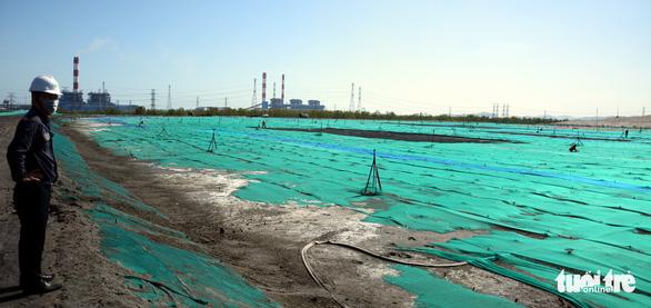 Yêu cầu nhiệt điện Vĩnh Tân thực hiện nghiêm biện pháp bảo vệ môi trường - Ảnh 1.