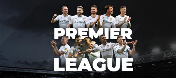 Leeds giành vé thăng hạng, trở lại Premier League sau 16 năm - Ảnh 1.