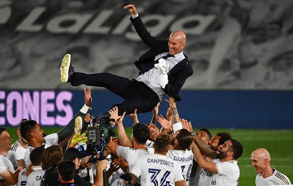 Vòng 37 Giải vô địch Tây Ban Nha (La Liga): Nhà vô địch trở lại - Ảnh 1.