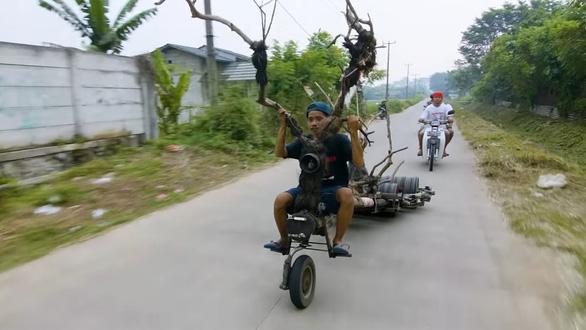 Những chiếc xe Vespa không đụng hàng ở Indonesia - Ảnh 3.