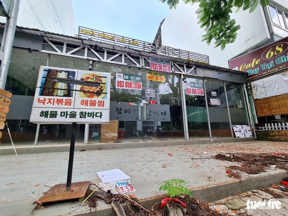 Tan tác phố Hàn Quốc ở Sài Gòn - Ảnh 10.