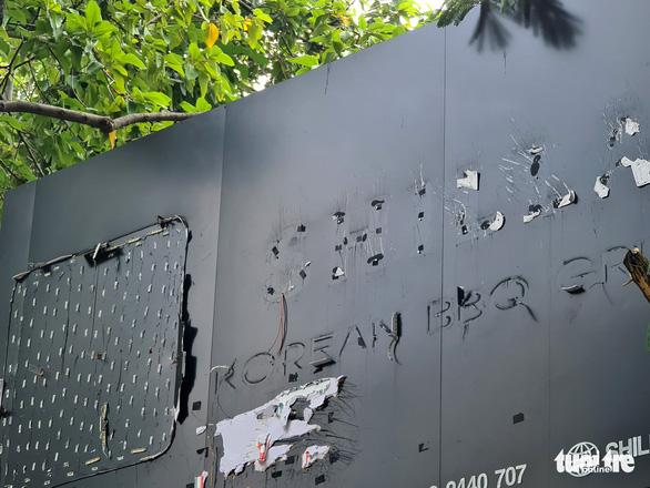 Tan tác phố Hàn Quốc ở Sài Gòn - Ảnh 7.