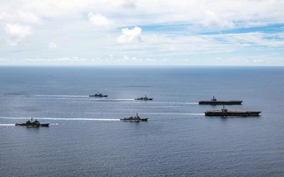 Căng thẳng Mỹ - Trung lan đến Myanmar - Ảnh 1.