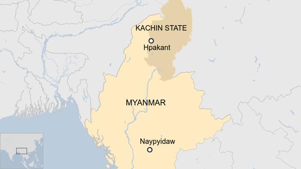 Sạt lở mỏ ngọc bích ở Myanmar, 113 người chết - Ảnh 7.
