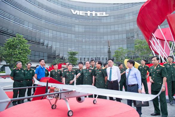 Trong 5 năm, Viettel đã tạo ra hơn 1,2 triệu tỉ đồng - Ảnh 3.