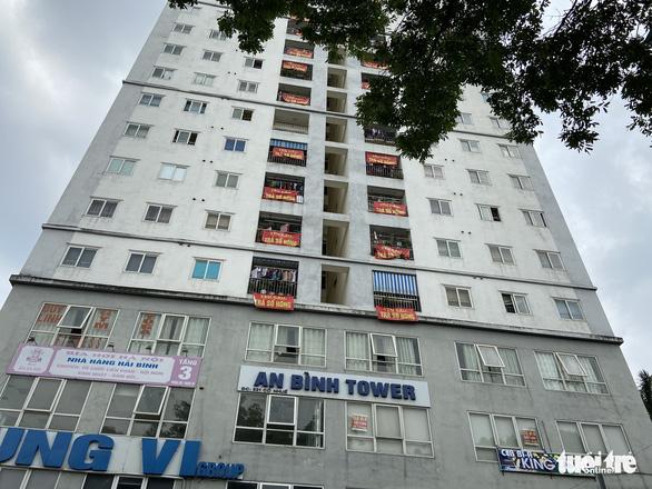 Chưa được giao đất đã xây chung cư 24 tầng bán cho dân vào ở - Ảnh 1.