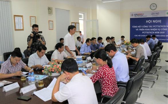 Thủy điện Buôn Kuốp tổng kết công tác Phòng chống thiên tai và Tìm kiếm cứu nạn 2019 - Ảnh 1.