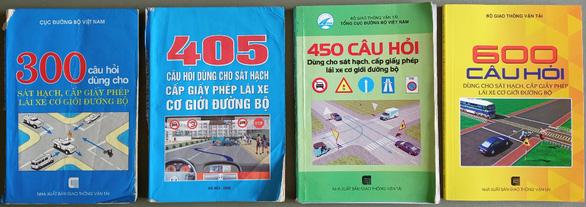 Học, kiểm tra, sát hạch lý thuyết lái ôtô: gần như 10 trong 1 - Ảnh 3.