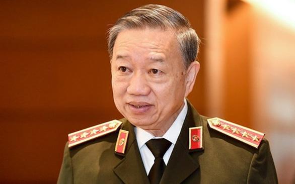 Bộ trưởng Tô Lâm: Tội phạm lừa đảo, chiếm đoạt tài sản tăng đột biến sau COVID-19 - Ảnh 1.